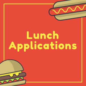 Lunch Applications