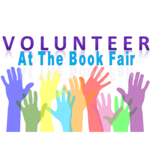 Volunteer At The Book Fair