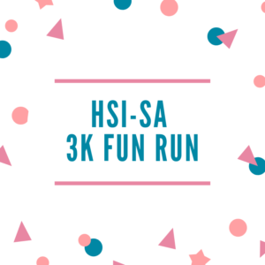 HSI-SA 3K Fun Run