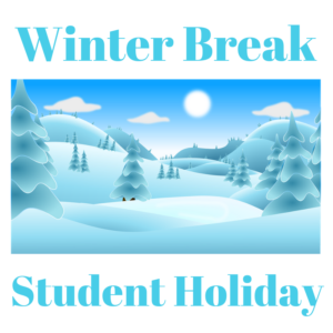 Winter Break Student Holiday