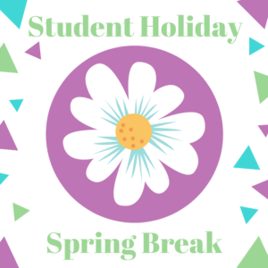 Student Holiday Spring Break