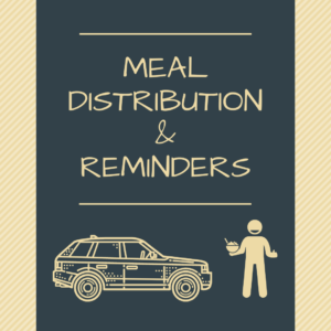 Meal Distribution & Reminders